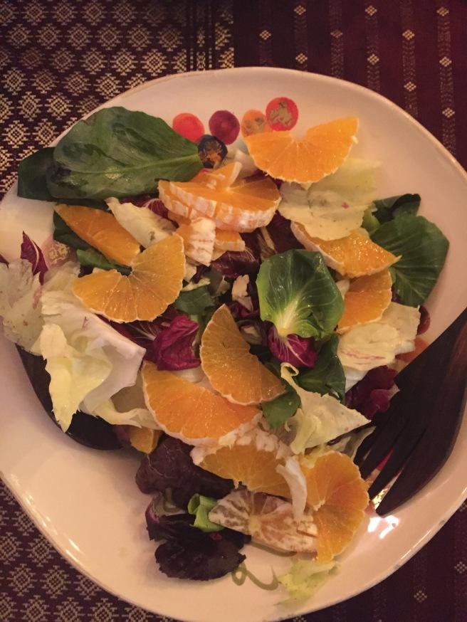 Treviso trio salad