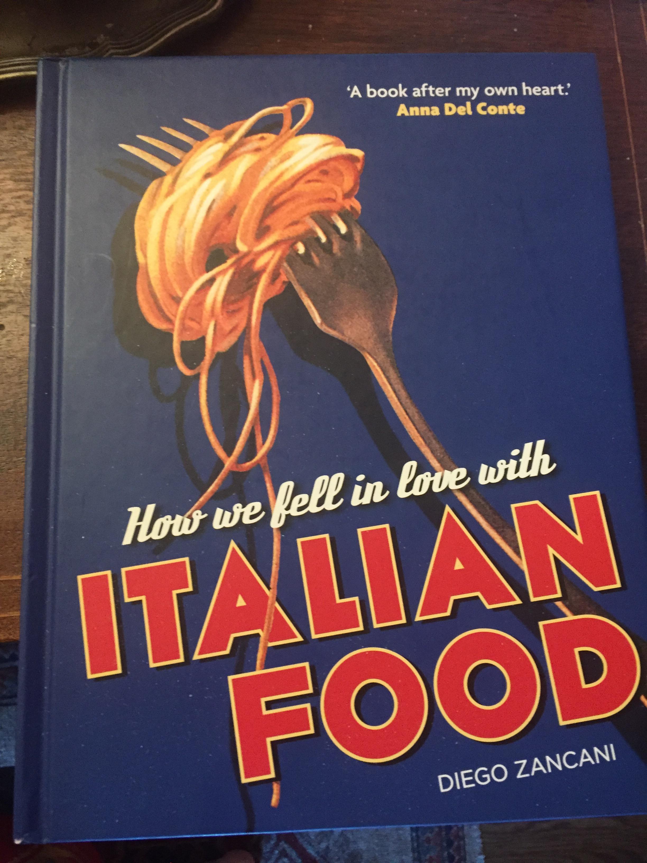 Book Italian Food
